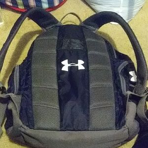 Under armor back pack very good condition like new